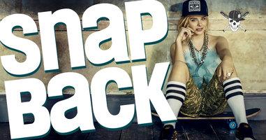 Snapback - Black, Hip Hop, R´n´B