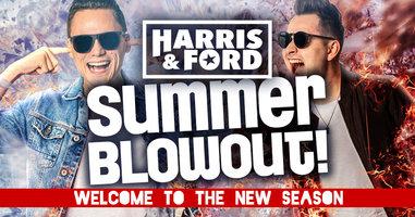 SUMMER BLOWOUT // Harris & Ford